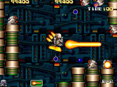 Atomic Robo-Kid Arcade 32