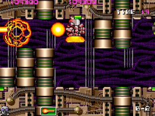 Atomic Robo-Kid Arcade 42