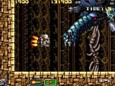 Atomic Robo-Kid Arcade 54