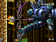 Atomic Robo-Kid Arcade 55