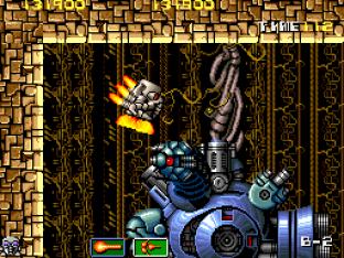 Atomic Robo-Kid Arcade 56