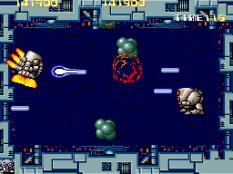 Atomic Robo-Kid Arcade 66