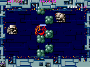 Atomic Robo-Kid Arcade 67