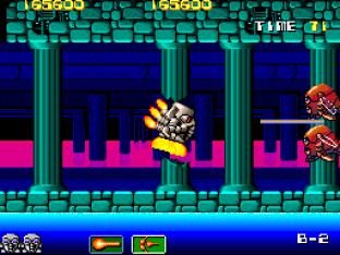 Atomic Robo-Kid Arcade 78