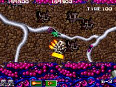 Atomic Robo-Kid Arcade 87