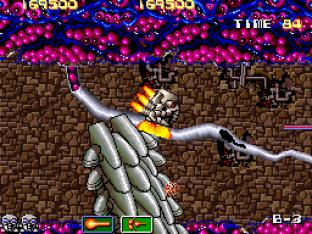Atomic Robo-Kid Arcade 89
