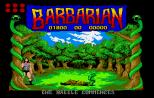 Barbarian Atari ST 04