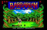 Barbarian Atari ST 13