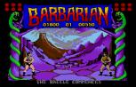 Barbarian Atari ST 14