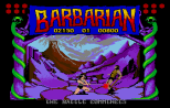 Barbarian Atari ST 15