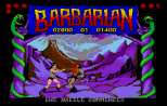 Barbarian Atari ST 16