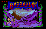 Barbarian Atari ST 17