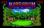 Barbarian Atari ST 18
