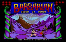 Barbarian Atari ST 22