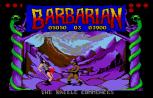 Barbarian Atari ST 24