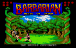 Barbarian Atari ST 26