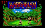 Barbarian Atari ST 28