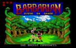 Barbarian Atari ST 29