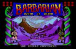 Barbarian Atari ST 30