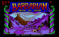 Barbarian Atari ST 32