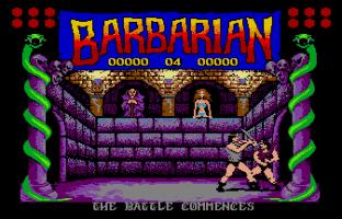 Barbarian Atari ST 34