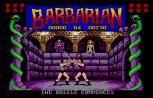 Barbarian Atari ST 36