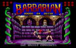 Barbarian Atari ST 37