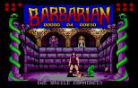 Barbarian Atari ST 39