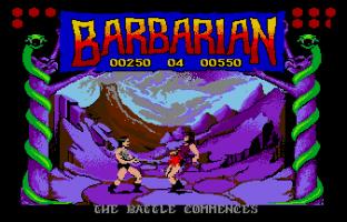 Barbarian Atari ST 42