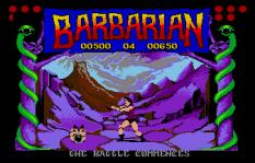 Barbarian Atari ST 43