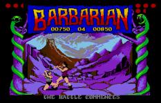 Barbarian Atari ST 44