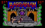 Barbarian Atari ST 50