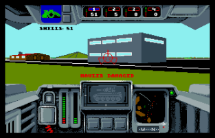Battle Command Amiga 20
