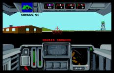 Battle Command Amiga 21