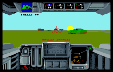 Battle Command Amiga 22