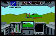 Battle Command Amiga 32