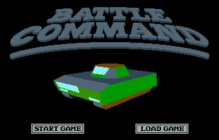 Battle Command Amiga 34
