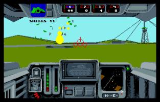Battle Command Amiga 42
