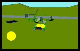 Battle Command Amiga 45