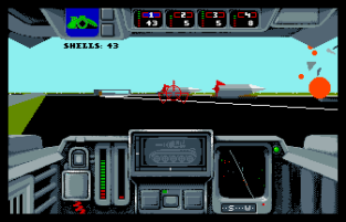 Battle Command Amiga 53