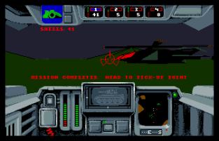 Battle Command Amiga 56