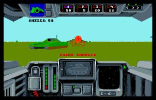 Battle Command Amiga 64