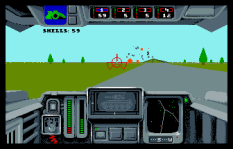 Battle Command Amiga 65