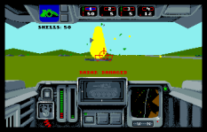 Battle Command Amiga 66