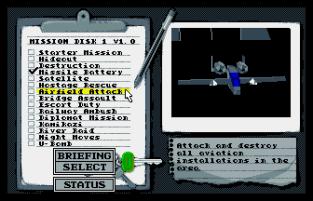 Battle Command Amiga 67
