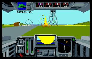 Battle Command Amiga 86