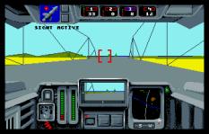 Battle Command Amiga 87