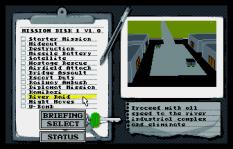 Battle Command Amiga 88
