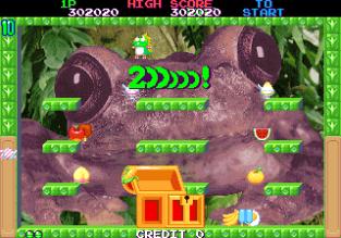 Bubble Memories Arcade 056
