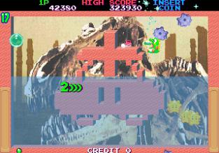 Bubble Memories Arcade 086